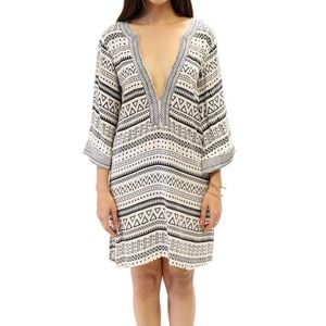 Jules Smith House of Cards Viscose Tunic
